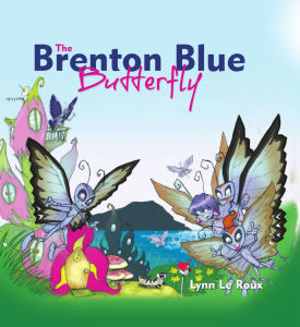 BBButterfly front cover